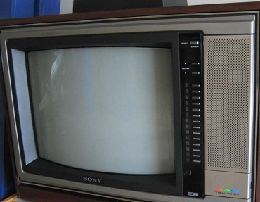 Sony trintron televison